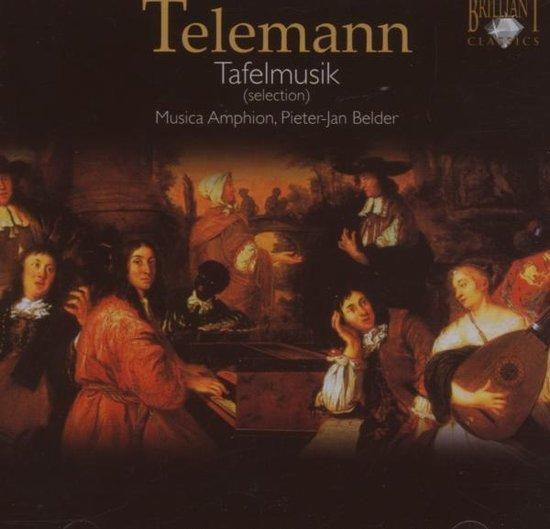 Telemann - Tafelmusik (selection)