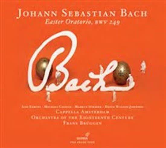 J.S. Bach - Easter Oratorio