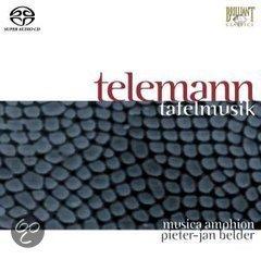 Telemann - Tafelmusik (SACD)