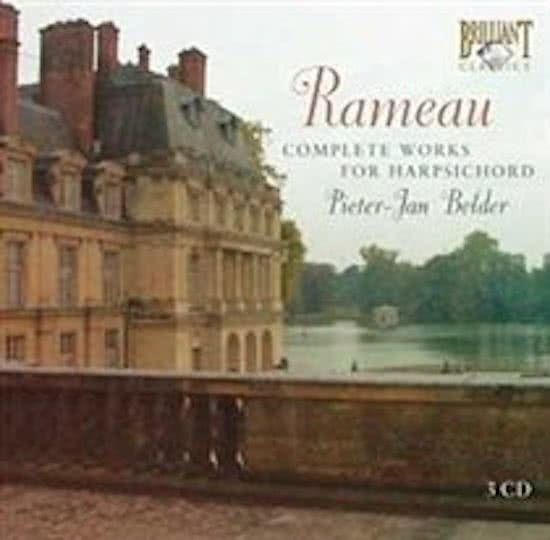 Rameau - Complete Works for Harpsichord
