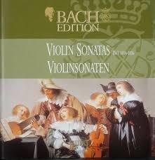 J.S. Bach - Violin Sonatas