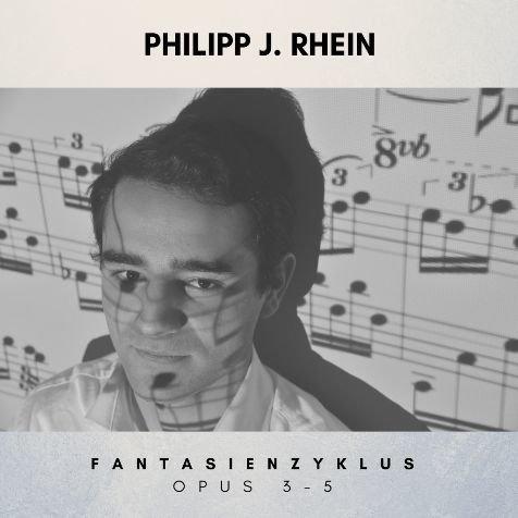 Fantasienzyklus Op. 3-5 AUDIO CD