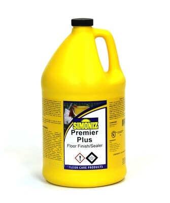 Simoniz PREMIER PLUS - Sealer Finish High Gloss 1 Gallon