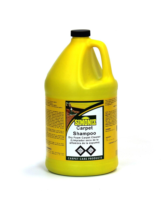 Simoniz CARPET SHAMPOO 1 Gallon
