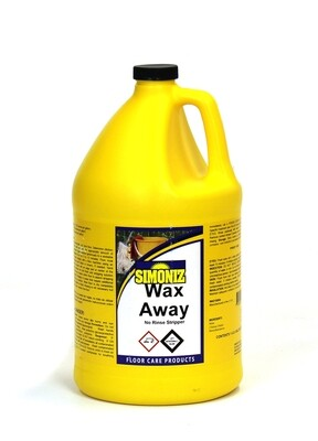 Simoniz WAX AWAY 1 Gallon