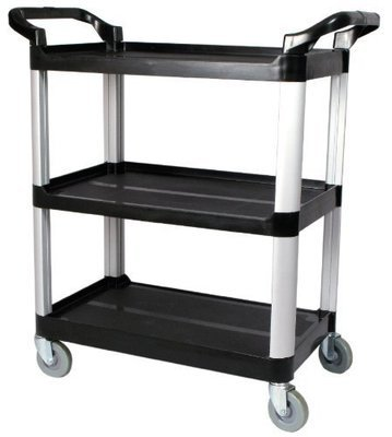 Utility cart with 3Trays (Large size) AF08161