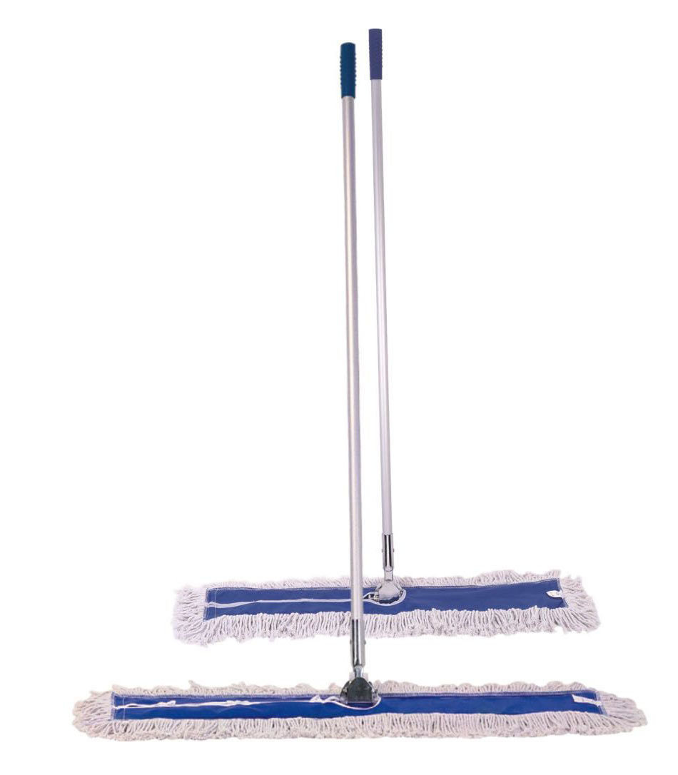 standard dust mop with Head and Handle