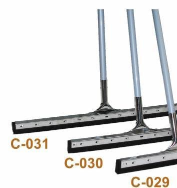 Floor Squeegee Stainless