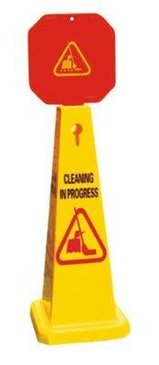 Wet Floor Caution Sign Cone
