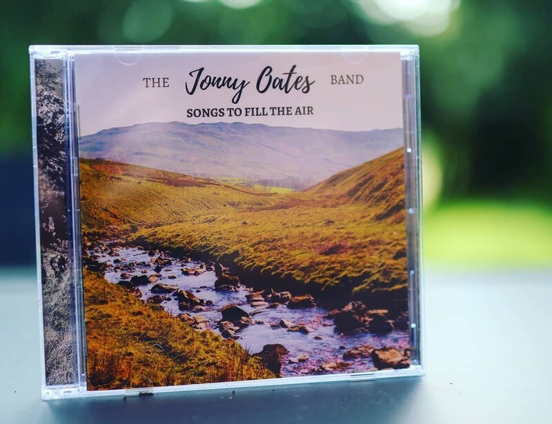 Songs To Fill The Air CD