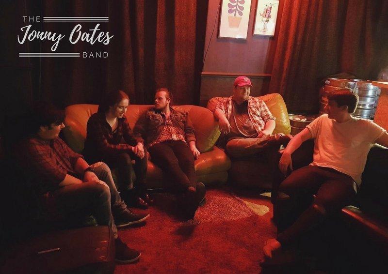 A3 The Jonny Oates Band Poster