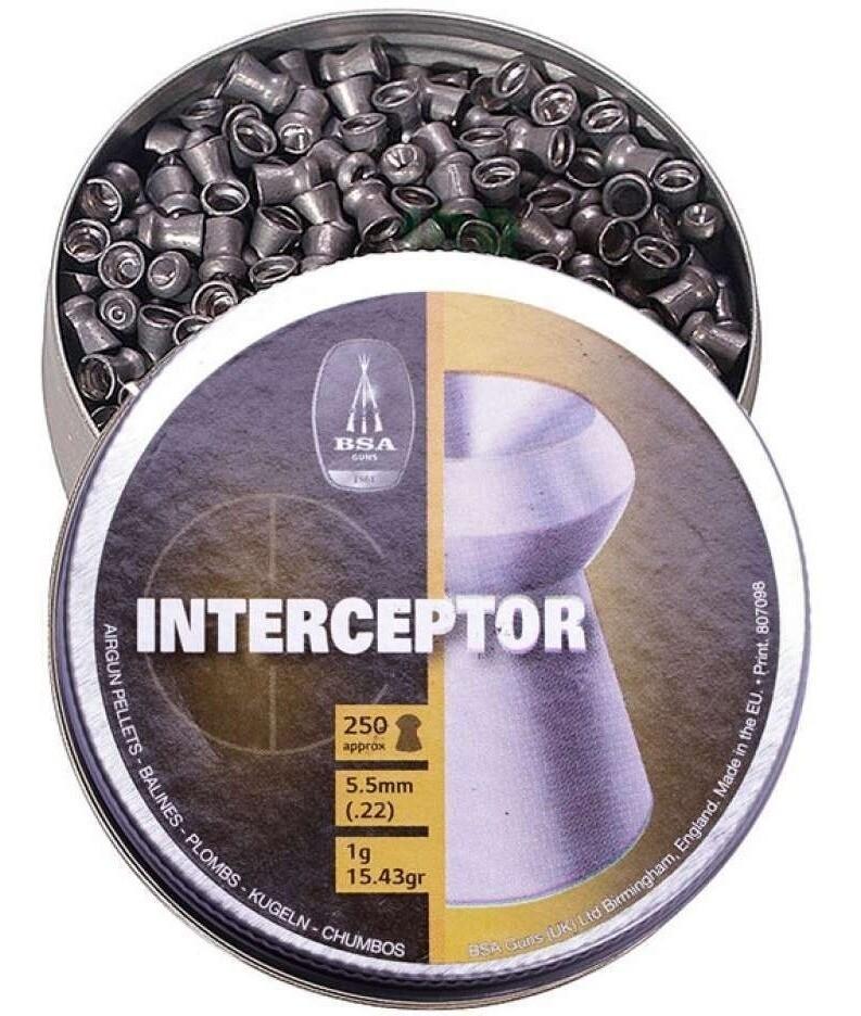 DIABOLO BSA INTERCEPTOR 5.5