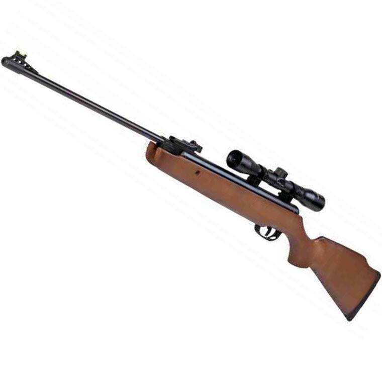 Rifle Crosman Vantage NP con mira telescópica