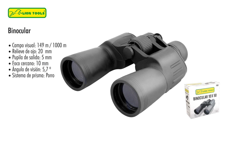 Binocular Lion Tools 10x50