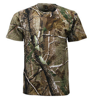 Playera Camo, Realtree Ap