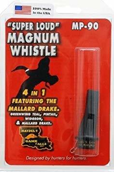 Reclamo para pato Magnum Whistle