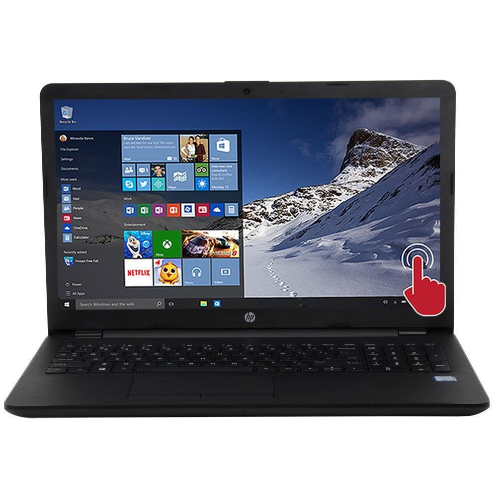 HP 15-BS020wm Intel Pentium 4GB Ram 500GB HDD Touchscreen Laptop
