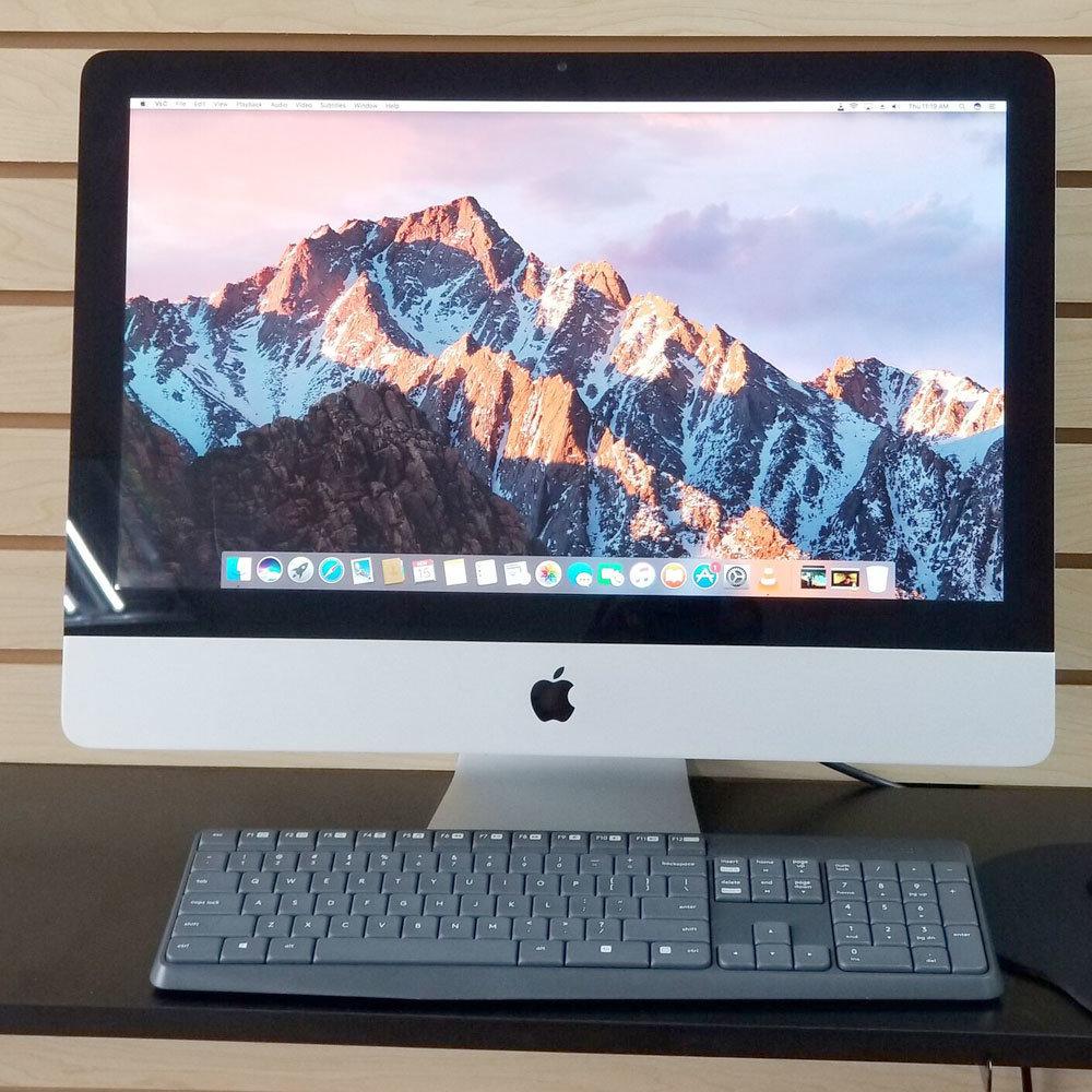 Apple iMac 21 inch Desktop Computer