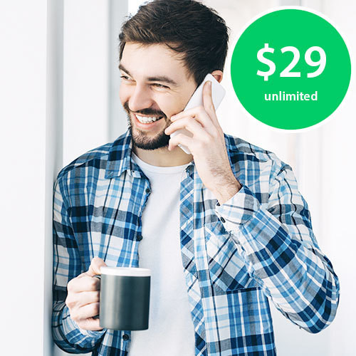 $29 Lycamobile Unlimited Plan Recharge