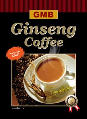 Ginseng Coffee zonder Toegev. Suiker