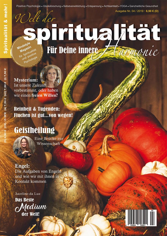 """""""Welt der Spiritualität"""", Nr. 04 / 2019"""