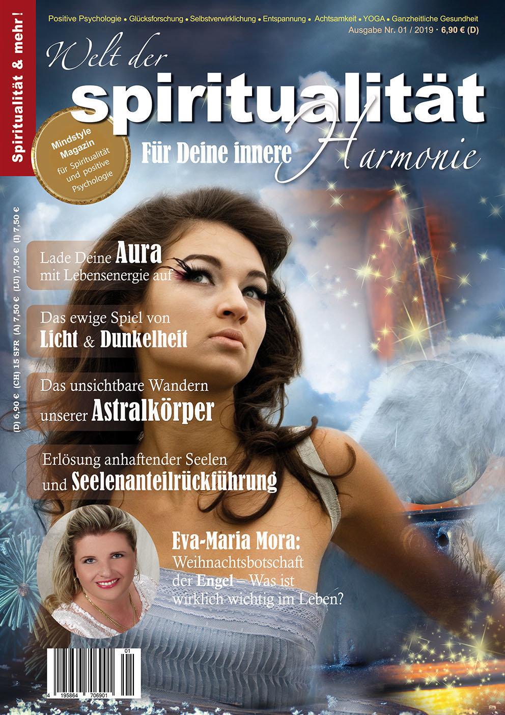 """""""Welt der Spiritualität"""", Nr. 01 / 2019"""