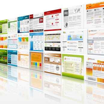 WEB CONTENT MANAGEMENT mit CMS, SSL-Verschlüsselung Paket Business