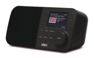 Antares Radio dab/fm SÈLECO