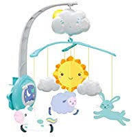 Sweet Cloud Cot Mobile CLEMENTONI