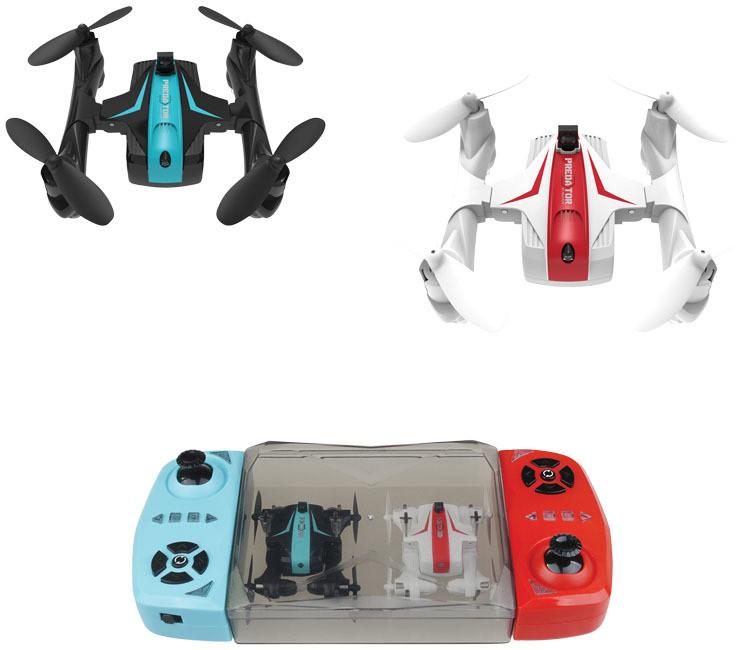 Drone da battaglia Predator DR200 con fotocamera PRINXTON