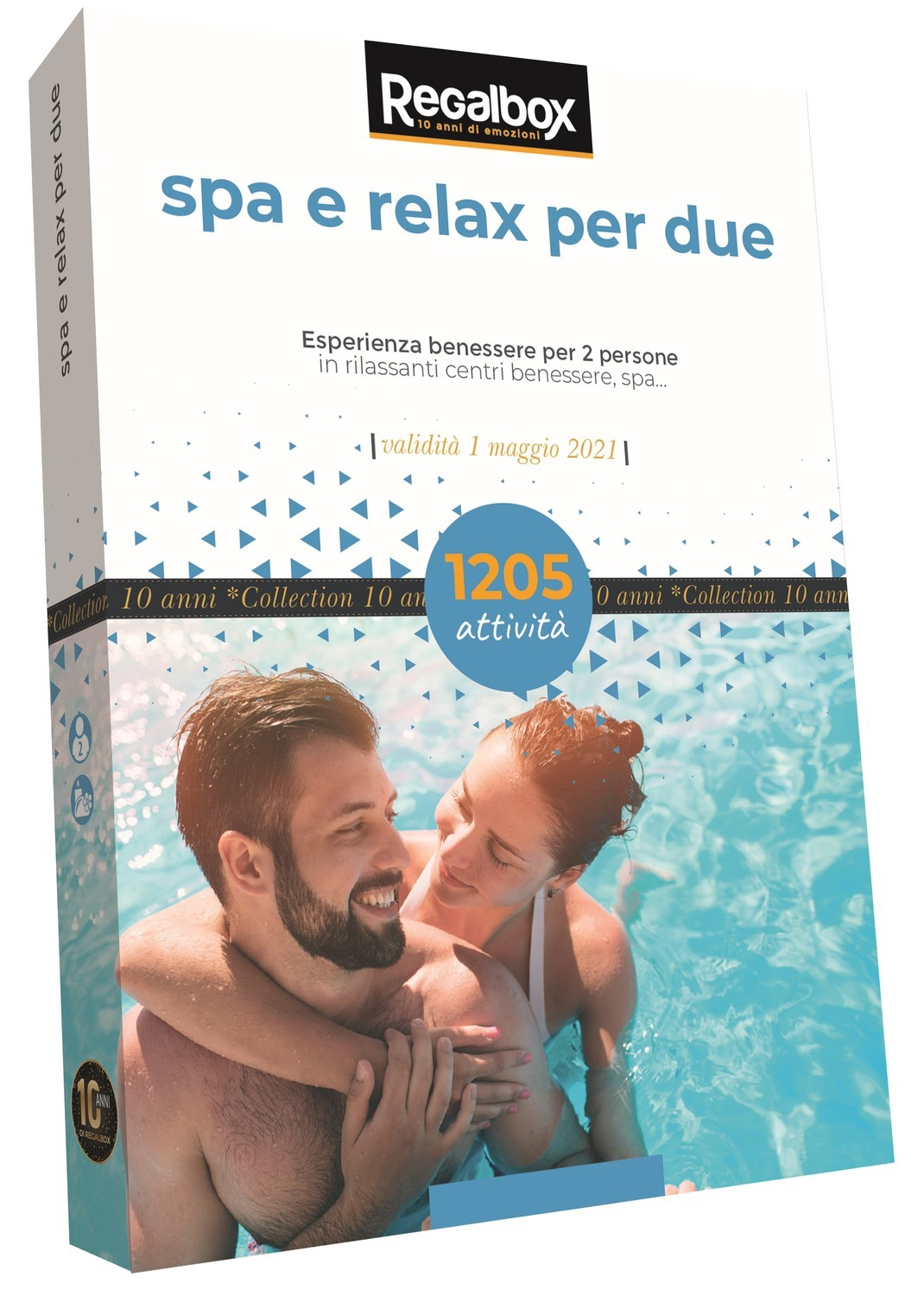Spa e relax per due REGALBOX