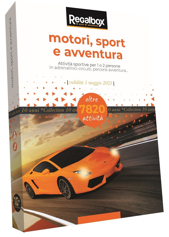 Motori, sport e avventura REGALBOX