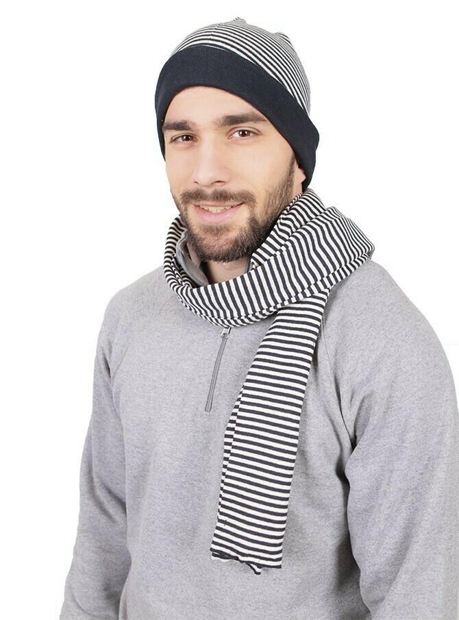 Capellino con sciarpa Vesti