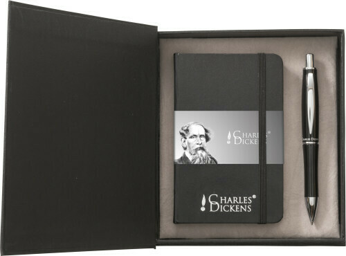Set Scrittura Charles Dickens®
