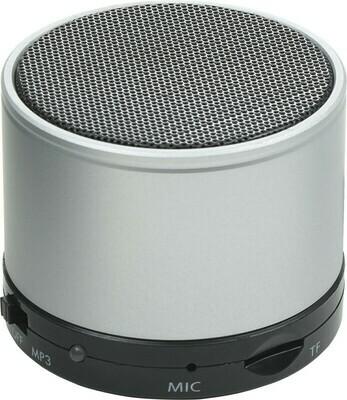 Speaker wireless in metallo