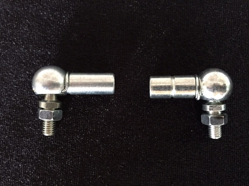 ONE PAIR OF LINKAGE BALL JOINTS