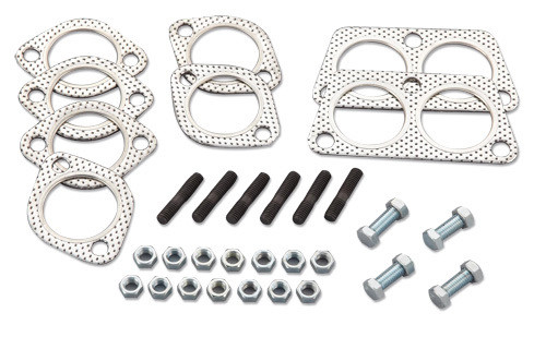 GASKET SET FOR EQUAL LENGTH TYPE 1 HEADER AND TYPE 4 MUFFLER