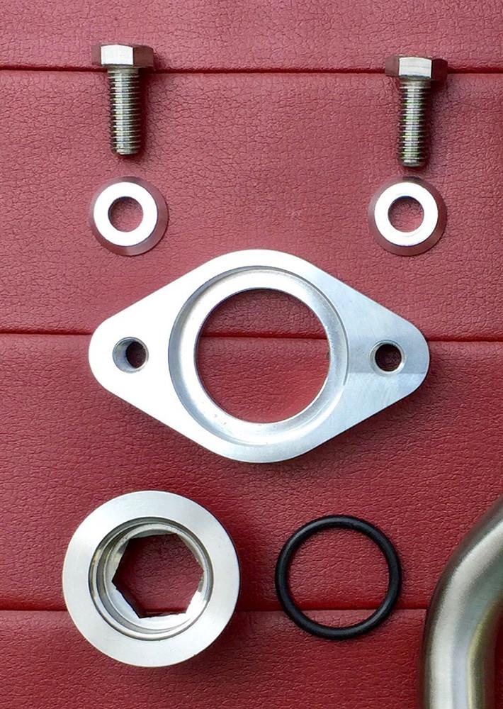 INOX Oil Filler mounting bracket bolt