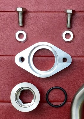 INOX Oil Filler mounting bracket bolt