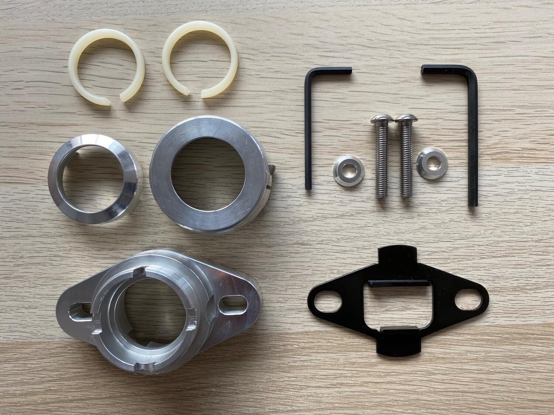 CNC base upgrade kits