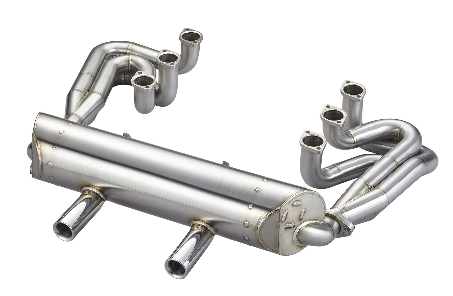 MERGE COMP 600 EXHAUST SYSTEM FOR EARLY 911