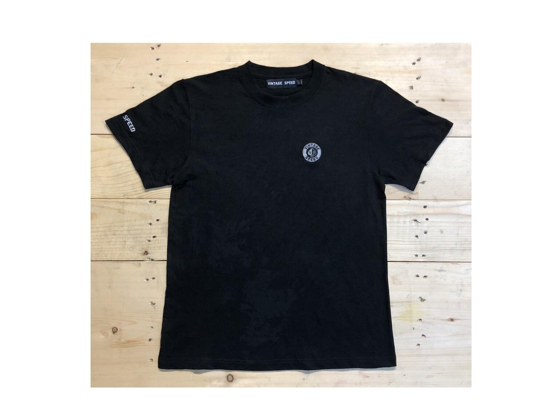 Premium Embroidered Vintage Speed T-Shirt