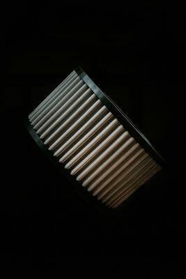 Stainless Steel FIRE RETARDANT AIR FILTER (Pair)