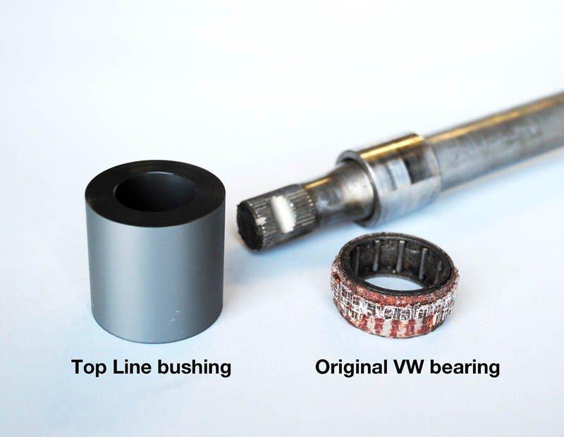 Steering Column Bushing, Lower 71-74