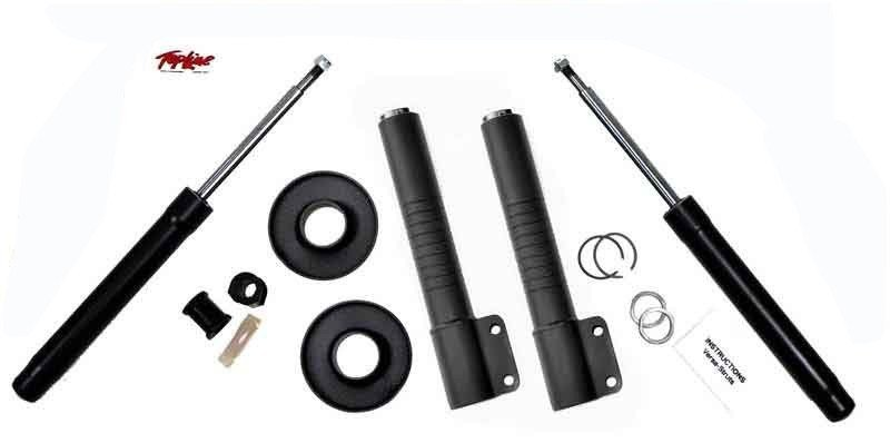 Super Low Kit, 74-79 without Sway Bar