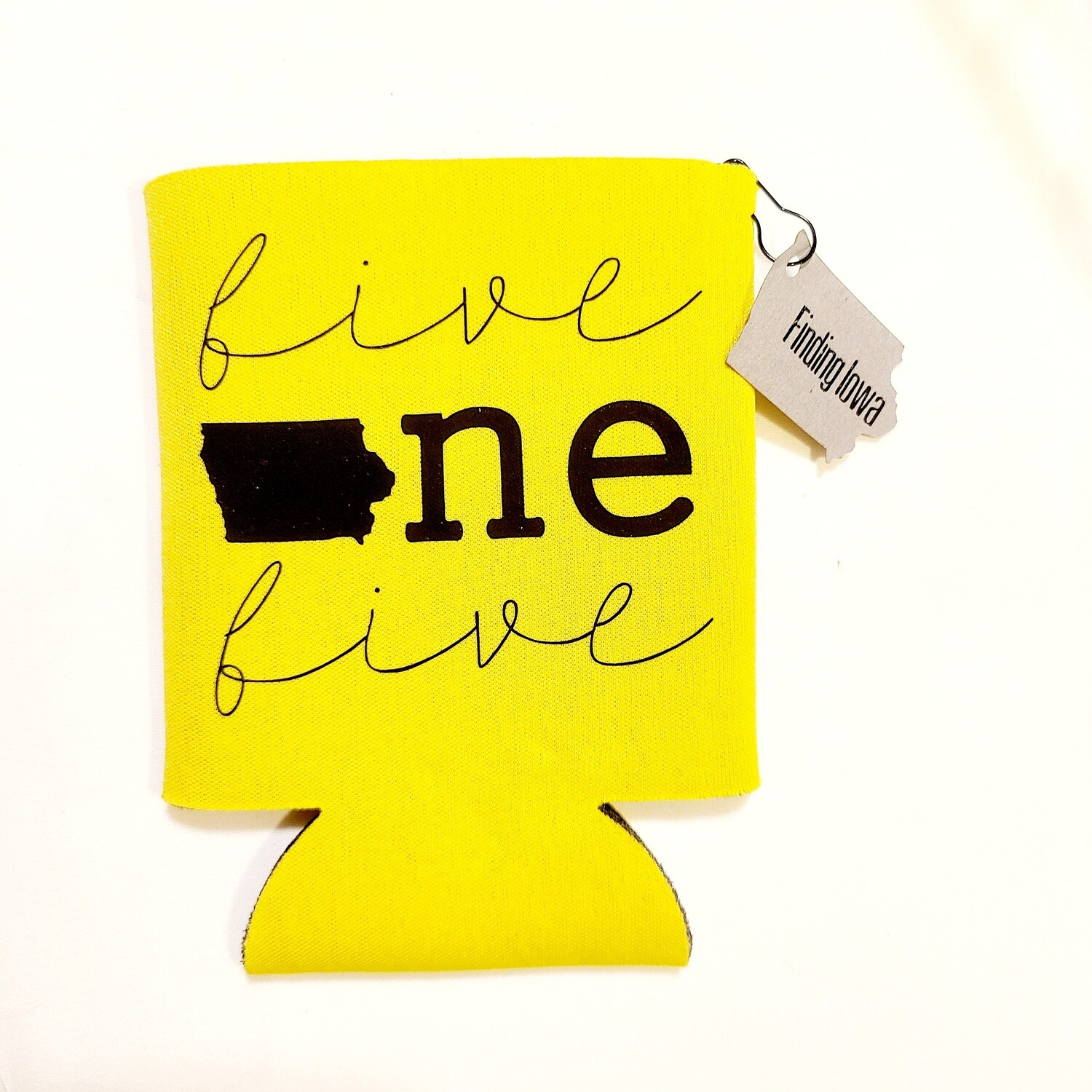 Can Cooler   FiveOneFive   Yellow