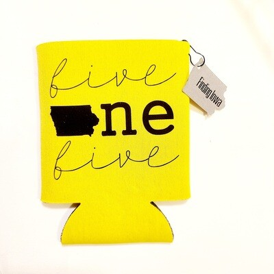Can Cooler | FiveOneFive | Yellow