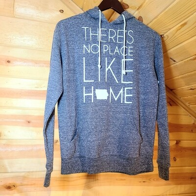 No Place Like Home| Hoodie | size X-SMALL