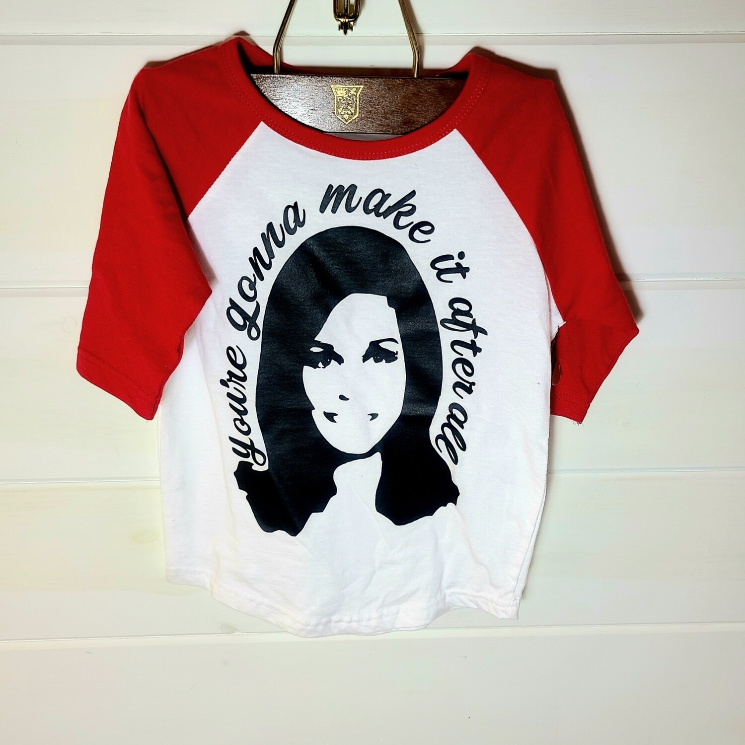 Mary Tyler Moore Toddler Raglan | size 4T