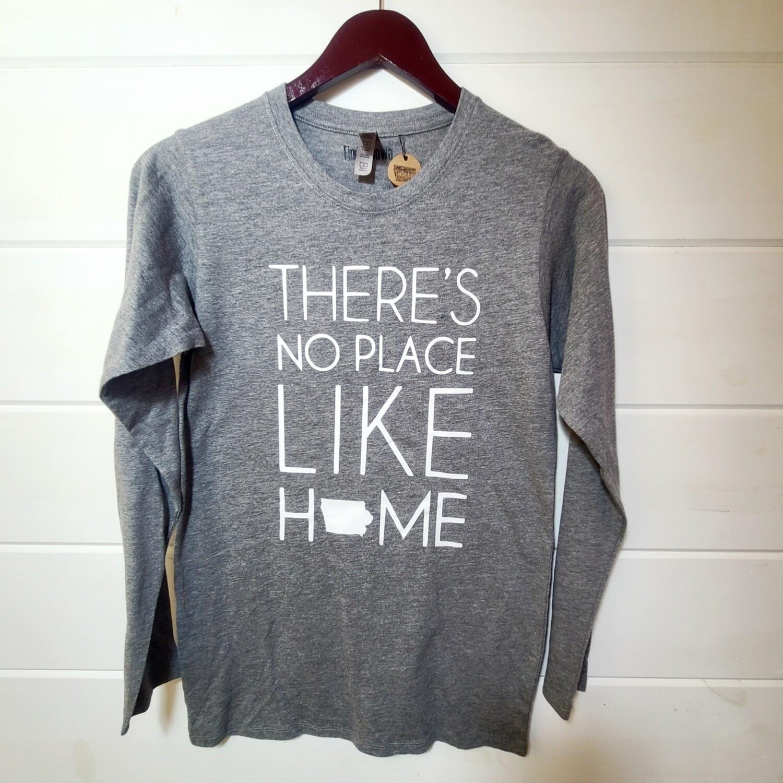 No Place Like Home| longsleeve | SMALL